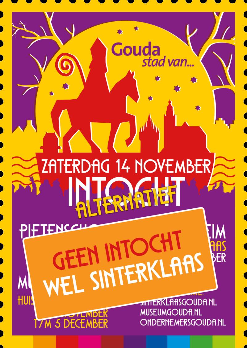 Agenda 2020 Sinterklaas In Gouda